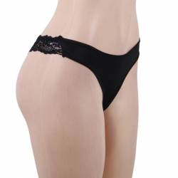 blue line l xl lace up boxer microfibra negro