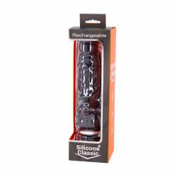anal plug the mini s bubble medium black